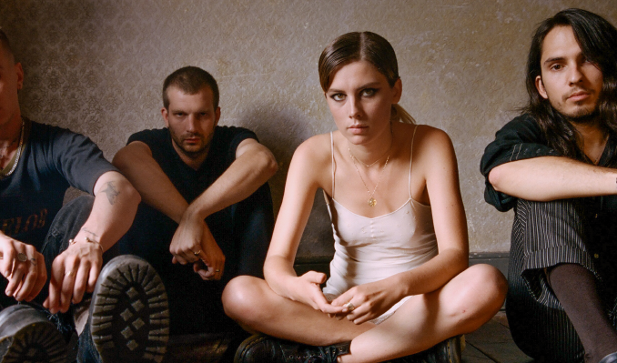 96X Presents Wolf Alice with The Big Pink