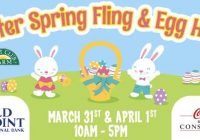 Hunt Club Farms: Easter Spring Fling and Egg Hunt