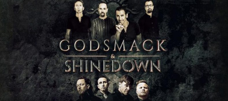 Godsmack and Shinedown