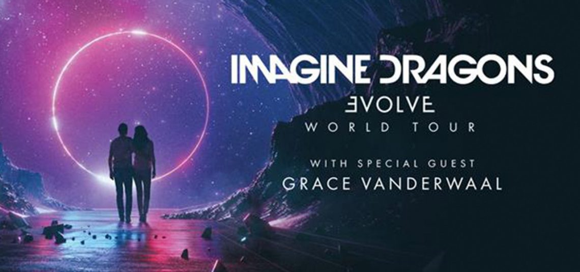 Imagine Dragons: EVOLVE TOUR
