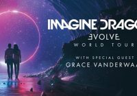 Imagine Dragons: EVOLVE TOUR