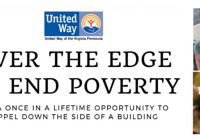 Over the Edge to End Poverty