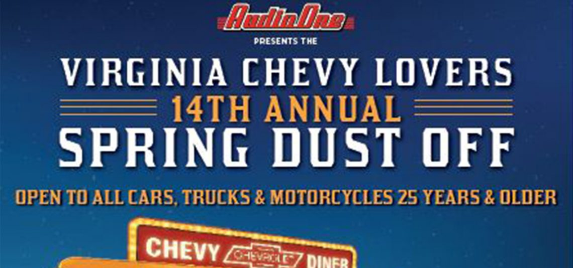 Virginia Chevy Lovers 14th Annual Spring Dust Off