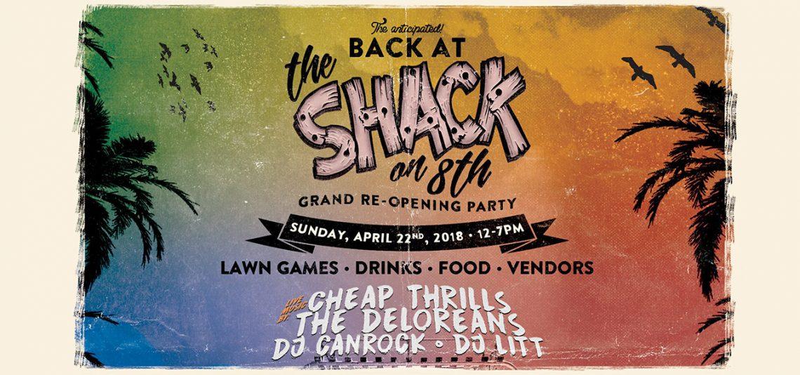 Back at The Shack Fest