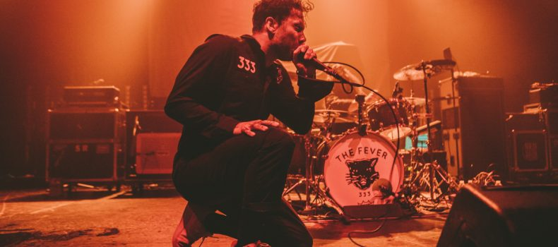 The Fever 333 at The National in Richmond