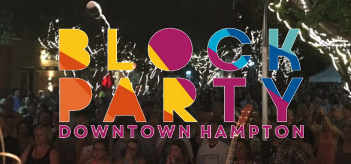 Downtown Hampton Block Party