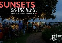 Sunsets on the River: Superfang AND Lucky 757