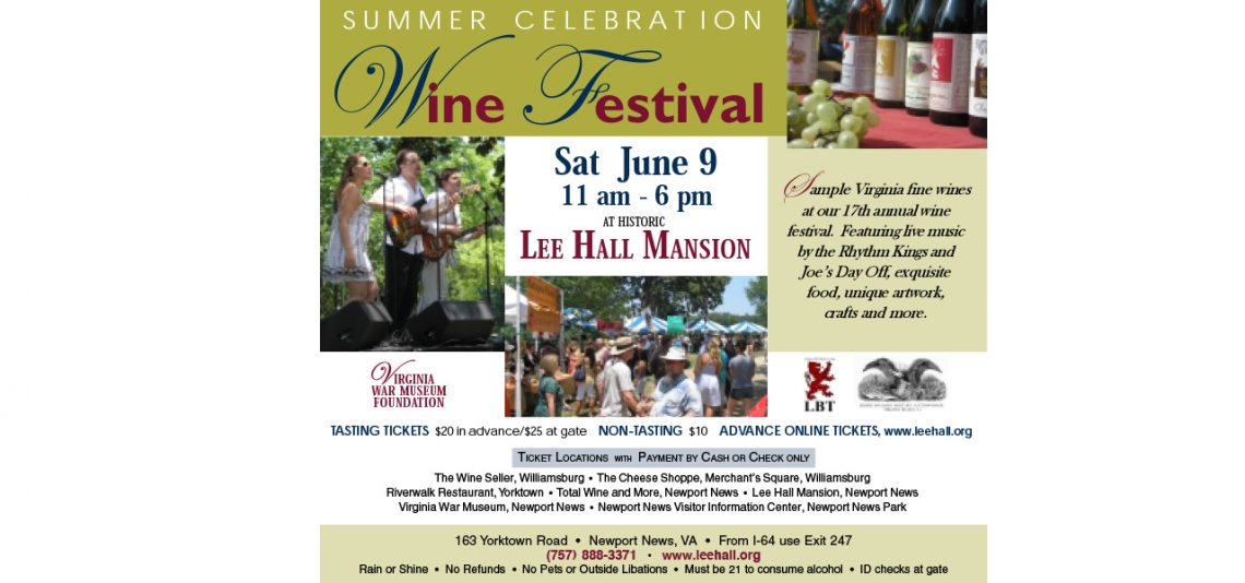 Summer Celebration Wine Festival