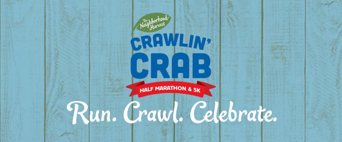 The Neighborhood Harvest Crawlin' Crab Half Marathon