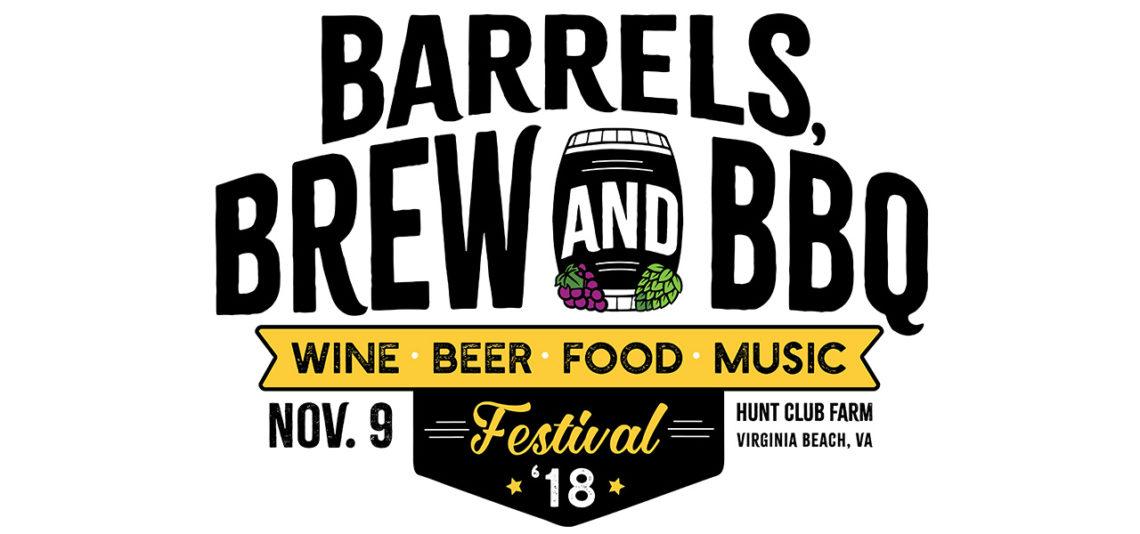 Barrels, Brew & BBQ 2018