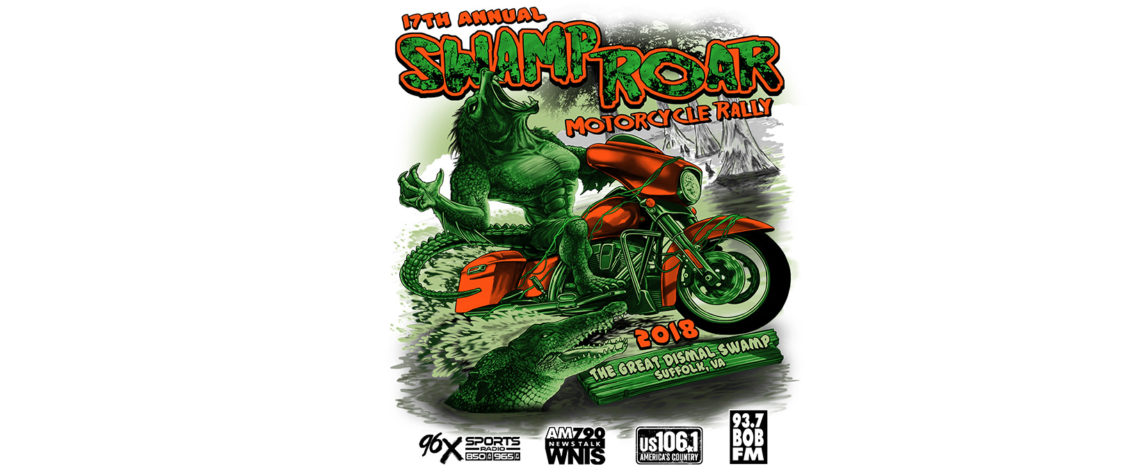 17th Annual Swamp Roar Motorcycle Rally