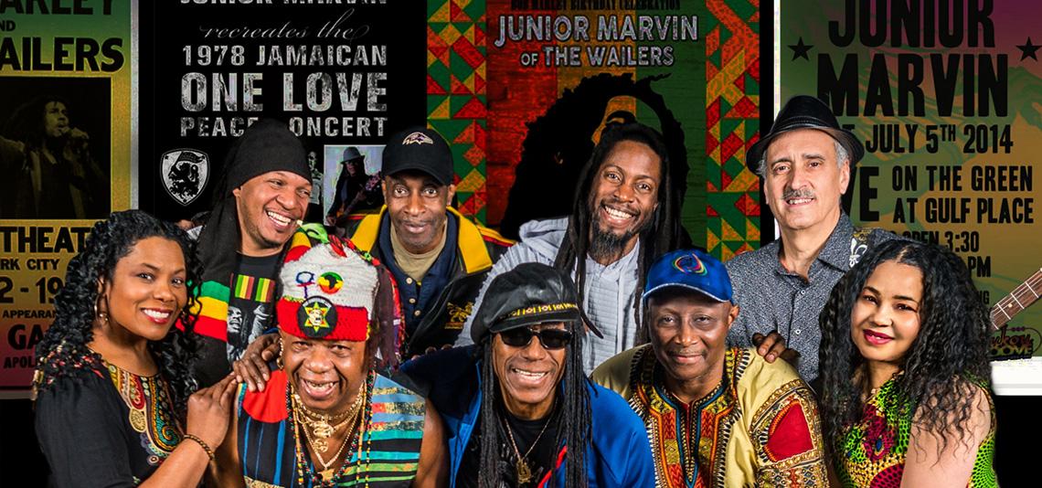 Junior Marvin