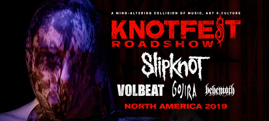 Slipknot: Knotfest Roadshow