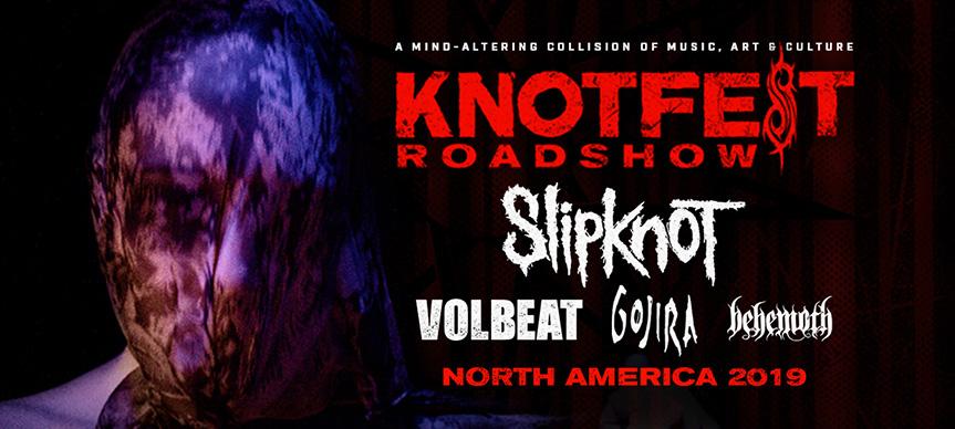 Slipknot: Knotfest Roadshow