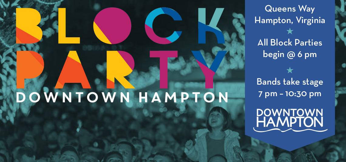 Hampton Block Party: Anthony Rosano & The Conqueroos