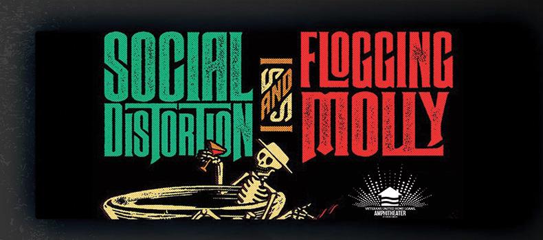 Flogging Molly & Social Distortion: Summer Tour 2019