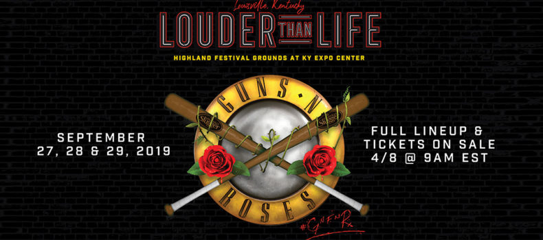 Win Tickets to Louder Than Life!