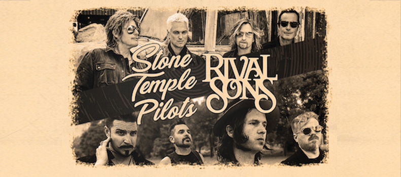 Stone Temple Pilots & Rival Sons