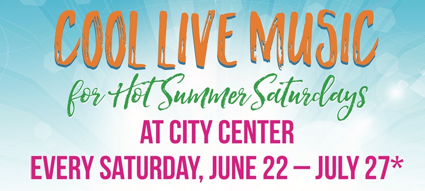 Beat the Heat Concert Series (CANCELLED DUE TO WEATHER)