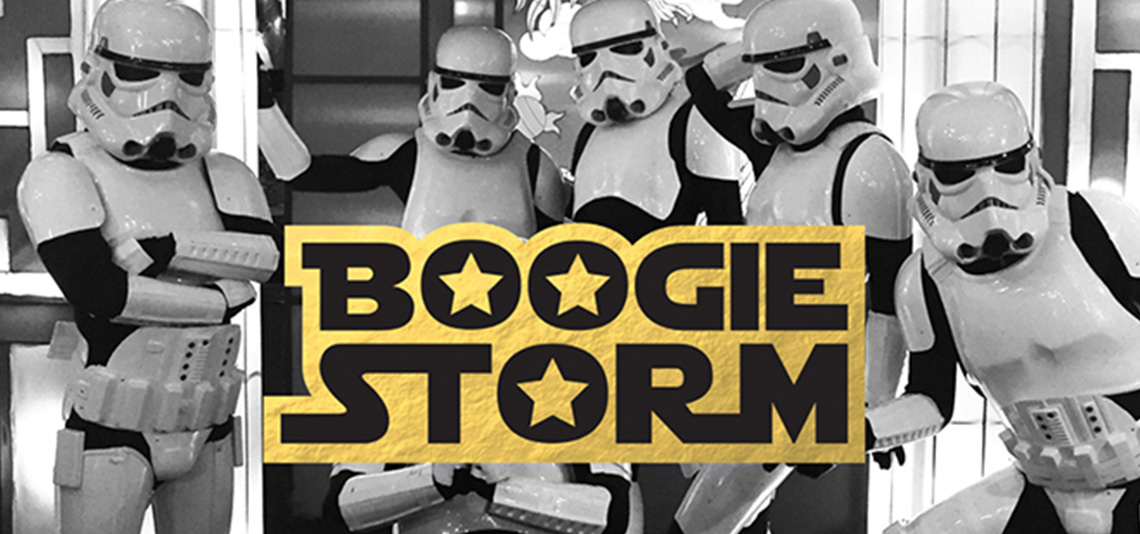 Busch Gardens: Summer Nights Live presents Boogie Storm