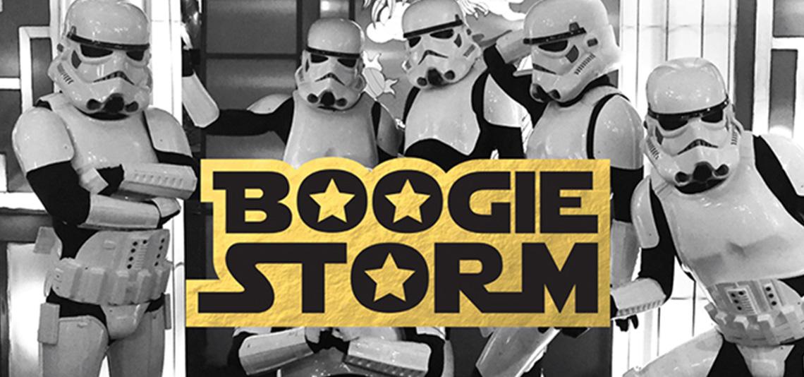 Busch Gardens: Summer Nights Live presents Boogie Storm