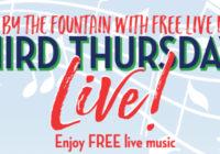 Third Thursdays Live: Anthony Rosano & the Conqueroos