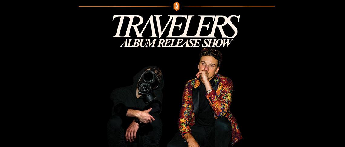 Travelers Album Release Party