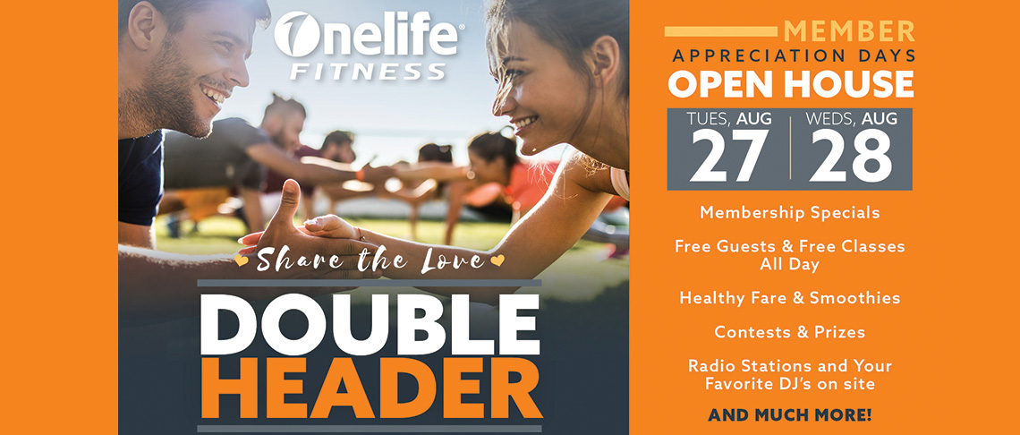 Nick Chappell at OneLife Fitness