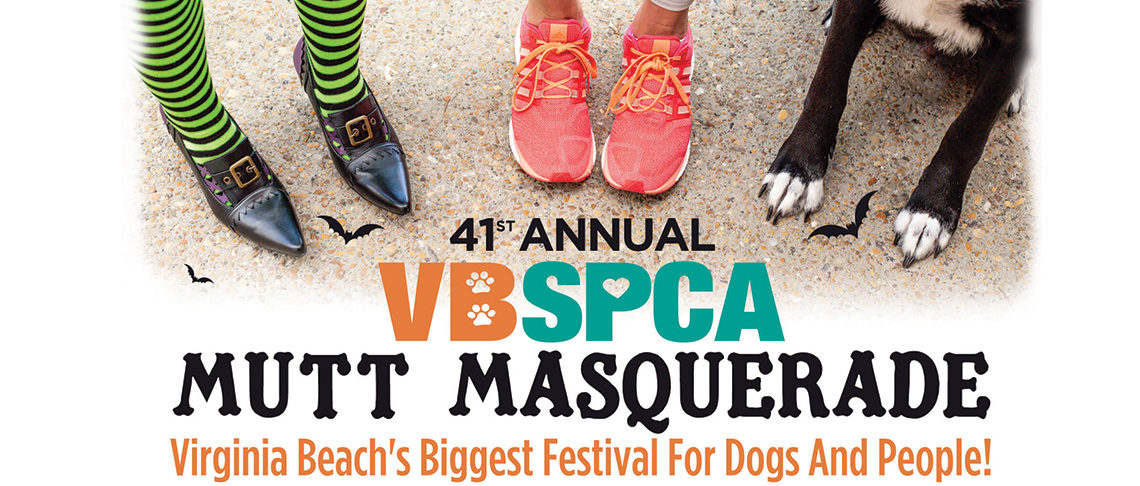 VBSPCA's 41st Annual Mutt Masquerade