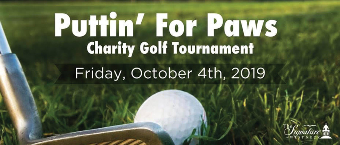 Virginia Beach SPCA Puttin' for Paws Charity Golf Tournament