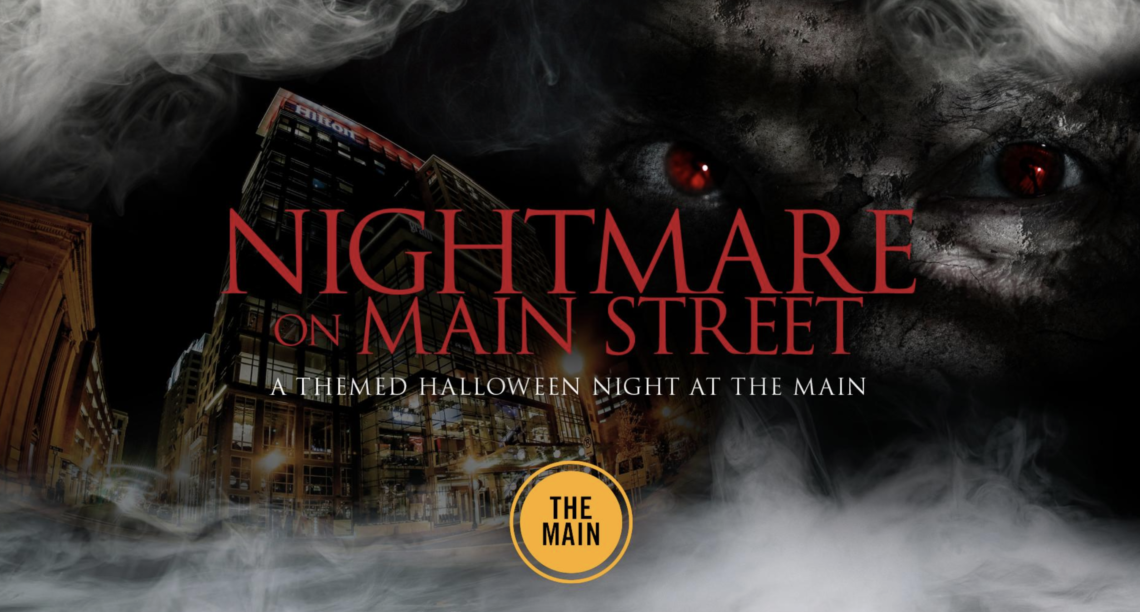 Nightmare on Main Street!
