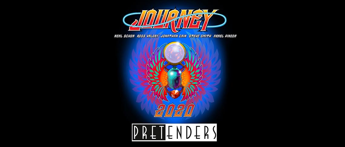 Journey with Pretenders