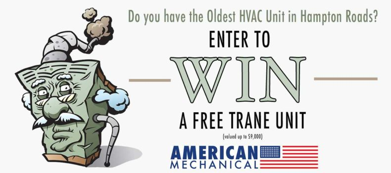 Enter to Win a Free Trane