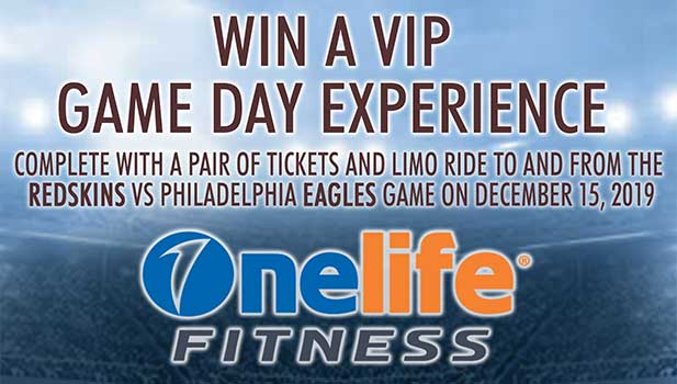 Win Redskins Tickets!