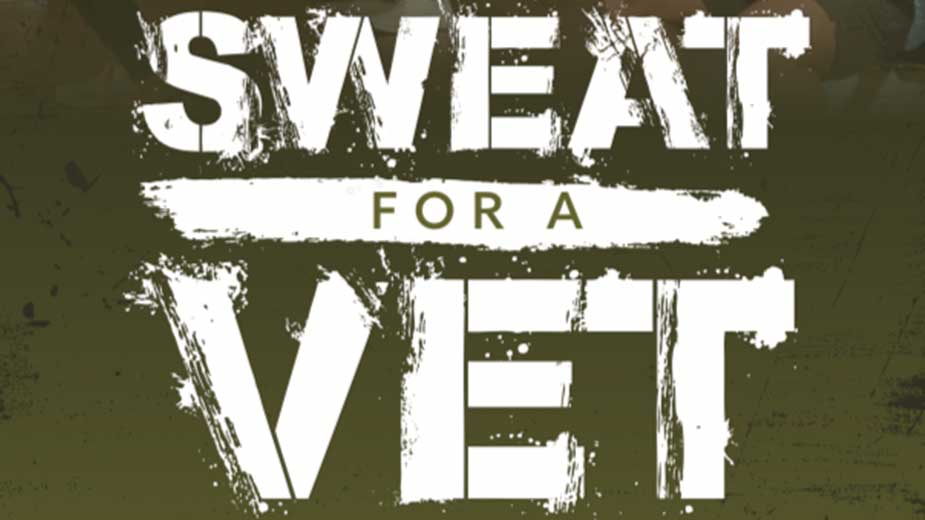 Sweat for a Vet