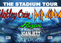 Mötley Crüe & Def Leppard w/ Poison and Joan Jett & The Blackhearts