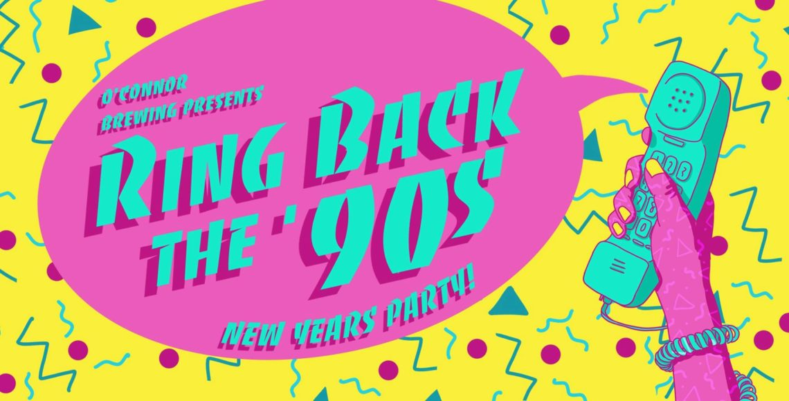 NYE at OBC: Ring Back The '90s