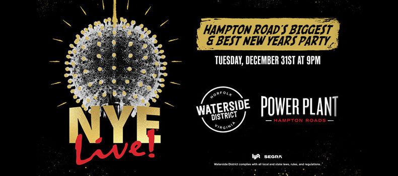 Win VIP to NYE LIVE!