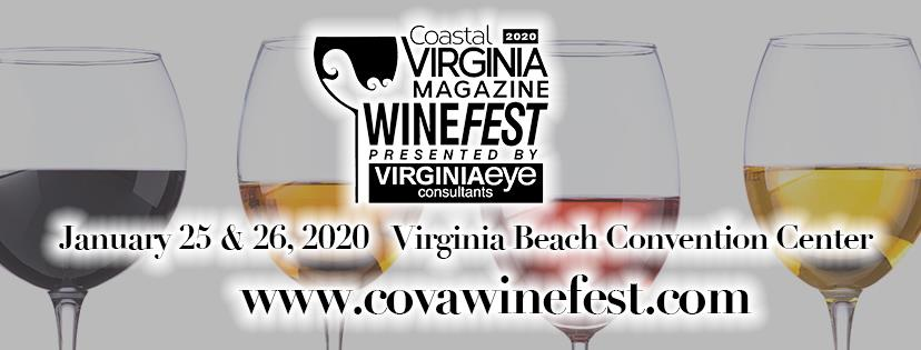 7th Annual Coastal Virginia Wine Festival