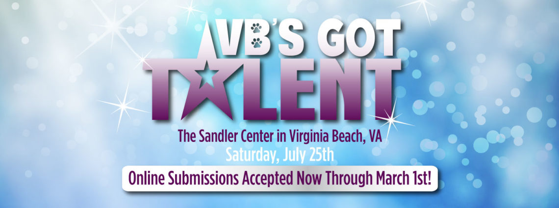 VBSPCA Virginia Beach's Got Talent