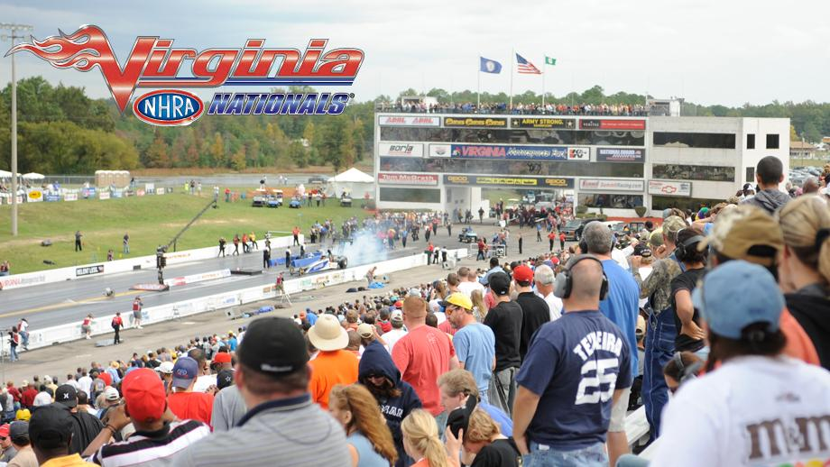 3rd Virginia NHRA Nationals