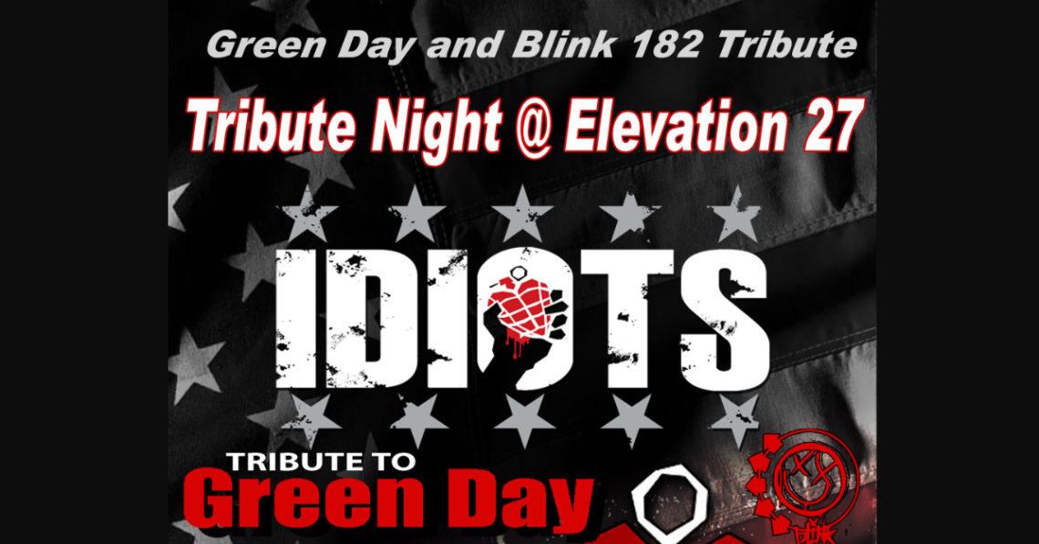 GreenDaytribute band – The Idiots
