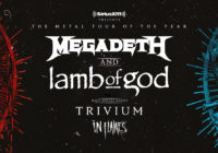 *POSTPONED* The Metal Tour of the Year: Megadeth and Lamb of God with Trivium and In Flames