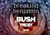 Breaking Benjamin with Bush, Theory of a Deadman and Cory Marks
