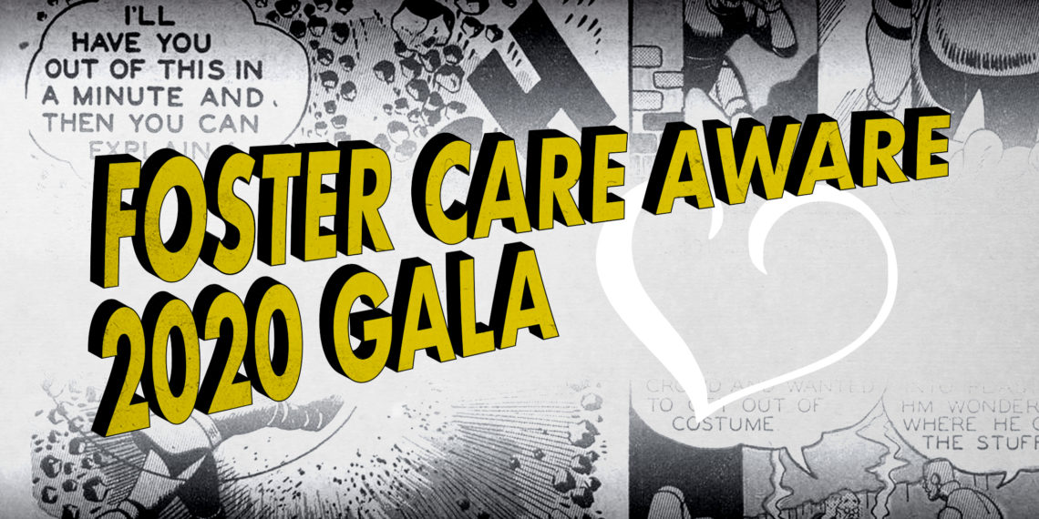 Foster Care Aware Gala and Art Auction
