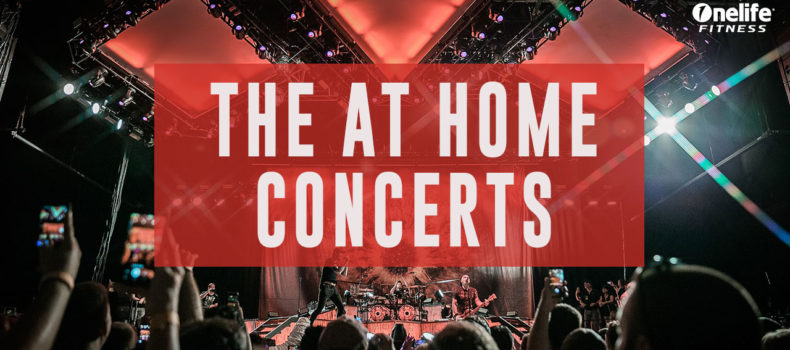 The At Home Concerts