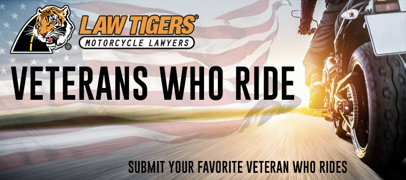 Law Tigers Veterans Who Ride Contest