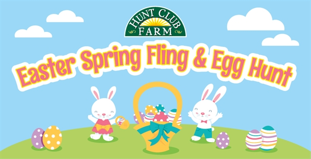 Easter Spring Fling and Egg Hunt