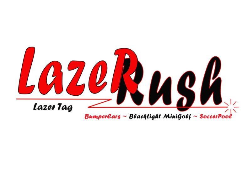 Lazer Rush Grand Opening