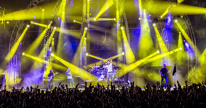 311 – Live From The Ride Tour